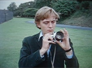 David Hemmings in Blowup