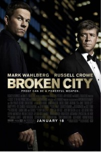 Photo of Broken City poster