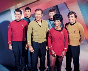 Photo of Star Trek Crew
