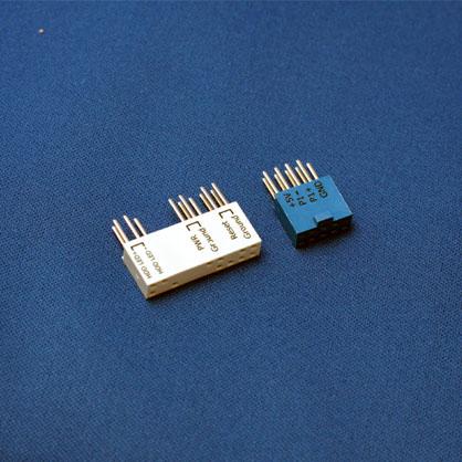 Asus motherboard connector