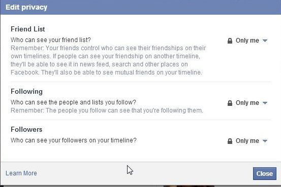 how to see your mutual friends on facebook