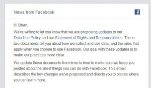 Photo of Fake Facebook Emails  5