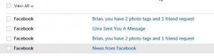 Photo of Fake Facebook Emails  1