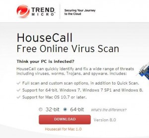 Photo of Trend Micro House Call