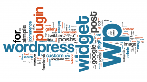Photo of WordPress logos
