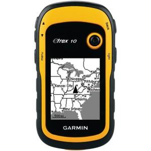 Photo of GPS unit