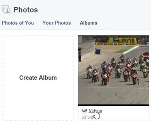 Photo of Video link on Facebook
