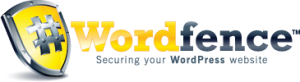 Photo of WordFence logo.